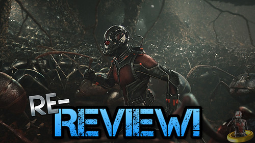 Ant-Man Re-Review!