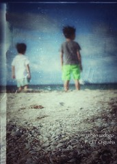 Playas (Mister Blur) Tags: happy bokeh wednesday blur background beach low pointofview depthoffield sand shells sea playa arena conchas mar kids state bliss happiness niños felicidad progreso yucatán méxico snapseed nikon d7100 35mm rubén rodrigo fotografía