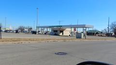 Express (cjbird88) Tags: illinois decatur county market express gas station convenient store