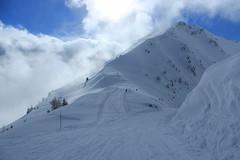 La Breya (bulbocode909) Tags: valais suisse champexlac labreya montagnes nature paysages nuages neige hiver pistesdeski ski bleu