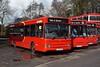 LF06YRK Addlestone 06/03/18 (MCW1987) Tags: cardinal buses alexander dennis dart slf lf06yrk dp474 pointer