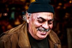 A working man in the flea market (tchia sheffer) Tags: