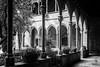 Montserrat 6372 (Fèlix González) Tags: montserrat monasterio montaña massis macizo abadía catalunya catalonia claustro claustre monestir