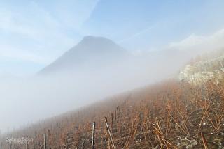 Au pied de l'Ardève - Under the Ardève mountain