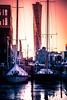 Ice (Maria Eklind) Tags: småbåtshamn buidling båtar malmö dockan marina reflection spegling sweden outdoor boats architecture winter ice skånelän sverige se