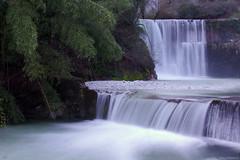 Desiata waterfalls (Darea62) Tags: waterfall nature foliage longexposure water malbacco seravezza versilia tuscany river creek stream cascade canes