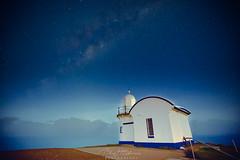 Tacking Point Lighthouse (B3nny2099) Tags: lighthouse light canon canon5dmk4 canonaustralia canonmagic benholmesphotography milky way