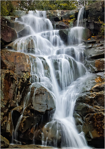 Ramsey Cascades by Chuck Hunnicutt - Class B Digital - Award- March 2018