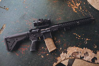 Seekins AR15 Build