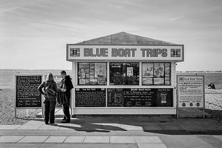 Blue Boat Trips