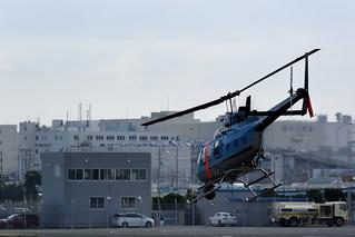 Tokyo Metropolitan Police Department  Bell 206L-4 LongRanger IV  JA31MP (cn 52209)
