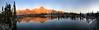 Red Devil lake Sunrise - Yosemite (Bruce Lemons) Tags: sierranevada mountains backpacking hike hiking wilderness landscape california yosemite redpeakpass mark reddevillake sunrise lake