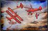 HYAMIE'S FLYING CIRCUS (DEZ 2) Tags: fun planes aerobatics albertdock salthousedock canningdock kingsdock