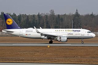 Lufthansa Airbus A320-214 D-AIZX FRA 06-03-18
