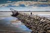 Provincetown (Dapixara) Tags: crash beach breakwater boat boats fishing today weather noreaster storm ptown provincetown 2018 dapixara photography capecod massachusetts usa