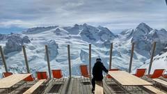 Majestic view on La Marmolada glacier... (Rights18) Tags: marmolada ghiacciaio glacer dolomiti snow neve