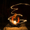 A Light Painted Portrait (happad fotografie) Tags: lightpainting light painting portrait outdoor night after dark nikon nikkor d610 2470 girl sparkels vuurwerk glow long exposure longexposure lange sluitertijd warm