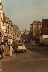 Boulogne sur Mer (in the 1980s)