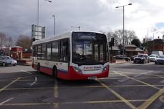 IMGP8676 (Steve Guess) Tags: bus kingston surrey greater london england gb uk kingstonuponthames falcon coaches alexander dennis enviro 200