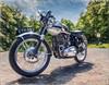 Goldie (blokesandbikes) Tags: 1960 bsa england epping highbeech olympusep5 bike forest goldstar motorcycle teahut walthamabbey unitedkingdom gb