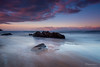 itzela (aingerubidaurreta) Tags: euskadi euskalherria europe urdaibai ocean paysbasque paisaje paradise playa plage pink basquecountry beautiful bizkaia beach blueocean rocks relax waves water sea sunset dusk