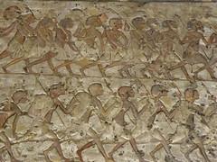 Warriors, Tomb of Meryre, Amarna (Aidan McRae Thomson) Tags: amarna tomb egypt ancient egyptian