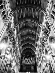 Madrid Cathedral (FloBue) Tags: 2018 madrid spagna spain spanien kirche chiesa church biancoenero blackandwhite schwarzweiss architettura architektur architecture comunidaddemadrid silverefexpro