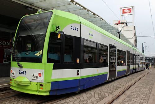 London Tramlink: 2543 East Croydon