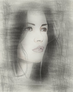 Catherine Zeta Jones portrai1t