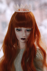 sel005 (here.heidin) Tags: bjd doll balljointed dollmore abjd zaoll muse redhead
