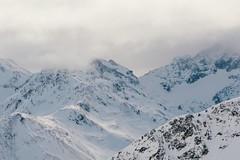 Mountain peaks (A. Barańska) Tags: mountains winter italy carosello3000 livigno snow