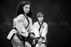 Tang Soo Do (G.S. Easley Photography - 1.7 MILLION VIEWS! THANK) Tags: tangsoodo worldtangsoodoassociation karate martialarts kick sidekick