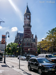 Jefferson Market Library (Noti NaBox) Tags: ny new york jefferson market library 6th avenue panasonic panasonicg80 panasonicg85 lumixg8 g80 g85