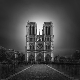 Enlightenment II – Notre Dame Cathedral, Paris