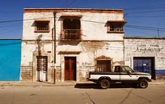 San Luis Potosi street shot (Harry Szpilmann) Tags: mexico streetphotography vintage car architecture sanluispotosi mexique