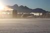 winter farm (Willie Kalfsbeek) Tags: willie kalfsbeek alaska ak farm winter fog mist mountains