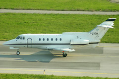 Ciga Aviation SpA Raytheon 125-700A I-CIGH (c/n 257201) (Manfred Saitz) Tags: vienna airport schwechat vie loww flughafen wien euraviation raytheon 125 h25b icigh ireg