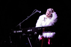 Donna Zed live in Essen (tribalandre) Tags: donna zed concert livemusic gig colosseumtheater essen piano keyboards