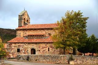 Iglesia de San Cornelio y San Cipriano (Revilla de Santullan)