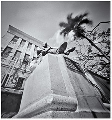 Fotografía Estenopeica (Pinhole Photography) (Black and White Fine Art) Tags: fotografiaestenopeica pinholephotography camaraestenopeica pinhole pinholecamera estenopo estenopeica bn bw sanjuan oldsanjuan viejosanjuan puertorico