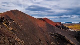 volcanic zone