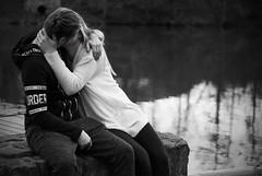 (annieczech) Tags: bnw blackandwhite couple kiss czechcouple czechrepublic canon canonphotography cute camera czechgirl czechboy couples czech canoneos70d water reflection prague praguecity photography photographyschool portrait praguelife photoshooting 70d 50mm 50mm18