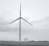 Powerless to halt progress (Phyllis072) Tags: windturbine marr wind farm marrwindfarm bw blackwhite blackandwhite