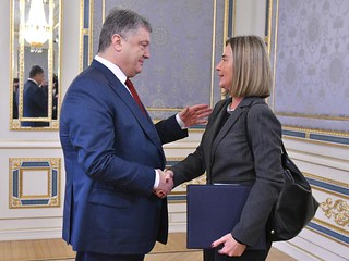 Visit by Federica Mogherini, Vice-President of the EC, to Ukraine, March 2018
