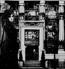 Carreras Cigarette Factory/Greater London House (Jaaaaaaammmmmesssss) Tags: carreras cigarette factory greater london house asos mornington cresent camden artdeco bastet bubastis ancient egypt catgod carrerascigarettefactory greaterlondonhouse glh