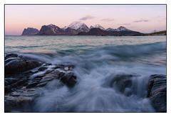 Storsandnes Beach (shaunyoung365) Tags: norway lofoten seascape sonya7riii mountain waves