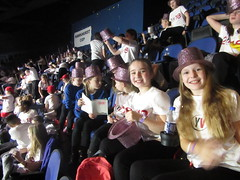 Hawkhurst's Yong Voices at the O2 Arena