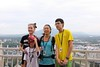 Climb Complete-11 (msquared_photos) Tags: roanoke virginia stairclimb roanoke911memorialstairclimb2015 climbers atthetop