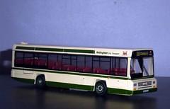 NCT Model Fleet Review J759 DRU (timothyr673) Tags: nottinghamcitytransport modelbus nct bus model