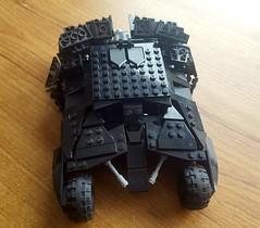 Tumbler (LegoBreaker) Tags: lego batman dark knight rises tumbler dc tank